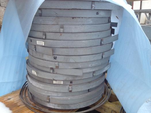 Zemnící pásek 40x4